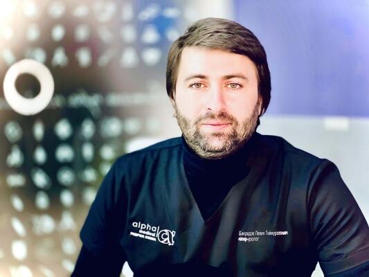 Бакрадзе Леван Теймуразович